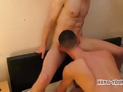 HUNG-YOUNG-BRIT - Double Penetration