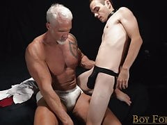 The Boy River Chapter5 The Slave w. Master Steele