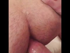 Excellent Close-Up Of BB-POWERFUCK: Big Dick Does Hairy Hole