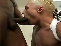Twink Lexx Parker Gets Tag-Teamed! (GAY)