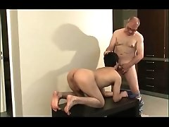 Daddy Punish boy slave