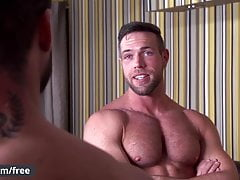 William Seed Gets A Dick Face For Cheating On Alex Mecum