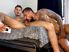 Angel Rivera & Boomer Banks