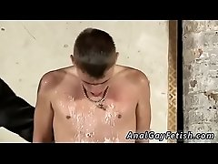 Bondage boys breathing gay Poor Leo can&#039_t escape as the fantastic
