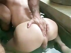 fucking the boy in the pool