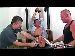 Boys feet bbs and gay twink leg movietures first time Gordon Bound &amp_