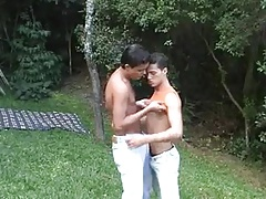 Latin Boys Fucking Outdoor