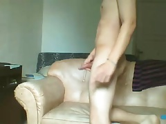 Matthew - Huge dildo 3