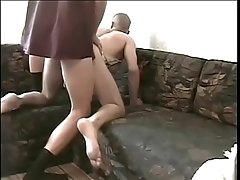 Big dick anal satisfies these two cute gay guys with nice hard fuck rods