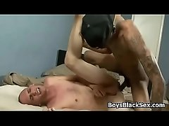 Black Muscled Gat Dude Fuck White Sexy Teen Boy Hard 16