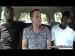 Blacks On Boys - True Gay Interracial Nasty Fuck Movie 22