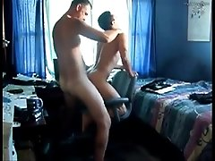 Sexy Daddy Fucks Teen In His Office - www.sluttygaycams.com