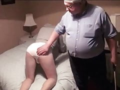 Naughty boy caned over Christmas