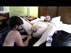 Gay twinks fisting and pissing xxx Sky Works Brock&#039_s Hole with his