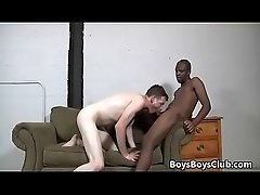Black Gay Dude With Huge Cock Fuck White Twink Hard 11