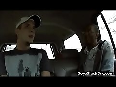 Blacks On Boys - Interracial Nasty Hardcore Gay Fuck Movie 10