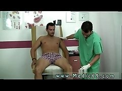 Fat doctor naked gay first time I thought of a excellent way to give
