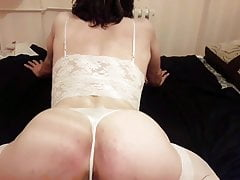 White sissy ass longing big juicy hard deep inside