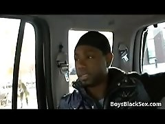 Blacks On Boys - True Interracial Gay Hardcore Fuck 08