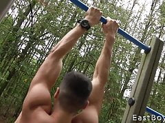 Muscle Worship - Jared Shaw