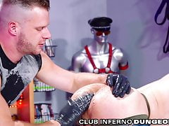 ClubInferno Twink Hardcore Fist Riding