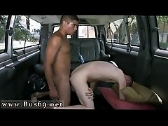 Gay porn lean mean hung stud Riding Around Miami For Cock To Suck!
