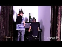 The Piano Lesson between twinks Abel Lacourt &amp_ Kevin Ventura