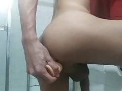 Twink Dildoing 4