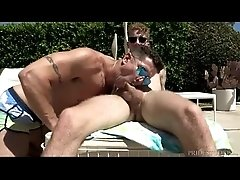 dylanlucas hot voyeur hits on twink neighbour by daddy