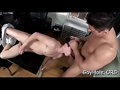 Nature oral-service betwixt twinks