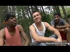 BlacksOnBoys - Gay Interracial Nasty Ass Fuck 28