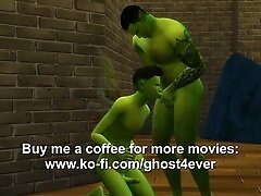 Swamp Elves Gay Sims4 Cartoon Anime Hentai