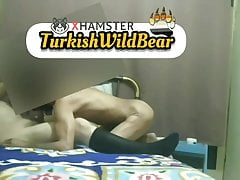 Turkish Bear Master & Twink Skinny Slave
