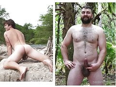 2 Slidshow, mixed Photo collage of Bears, Daddies and Twinks