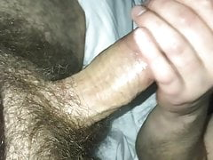 SERVICING A FAT MAN COCK AND GET BRED