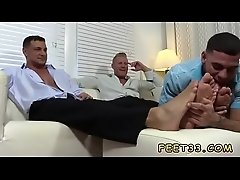 Ass gay twink and feet free Johnny and Joey both have size 12 feet