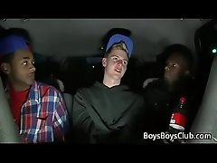 Blacks On Boys Nasty Interracial Hardcore Gay Fuck Movie 20