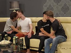 Wank Party, 128. Part 1