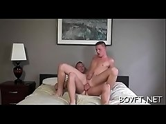 Sexy twinks enjoy homosexual sex