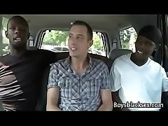 Blacks On Boys - Gay Nasty Hardcore Fuck Video 23