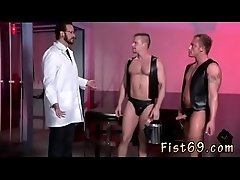 Films on fisting male to and gay twink Brian Bonds heads to Dr.