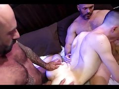 Teen with two daddies