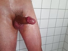 Remko 3 - My Cock Getting Clean In The Shower