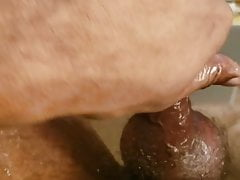 Jerking off after I came twice