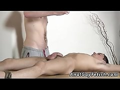 Jocks with jocks in heavy bondage gay Dom man Kieron Knight has a