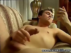Gay twinks the missionary position London Solo Smoke &amp_ Stroke!