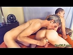 19yo Twink Bareback Fuck from Hung Daddy - Richard Lennox - Tristan Sweet