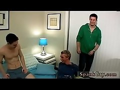 Grab your ankles spanking gay Hoyt Gets A Spanking Fuck!