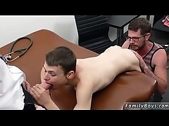 Twink gay sex trailers Doctor&#039_s Office Visit