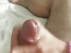 cock cumming very hard